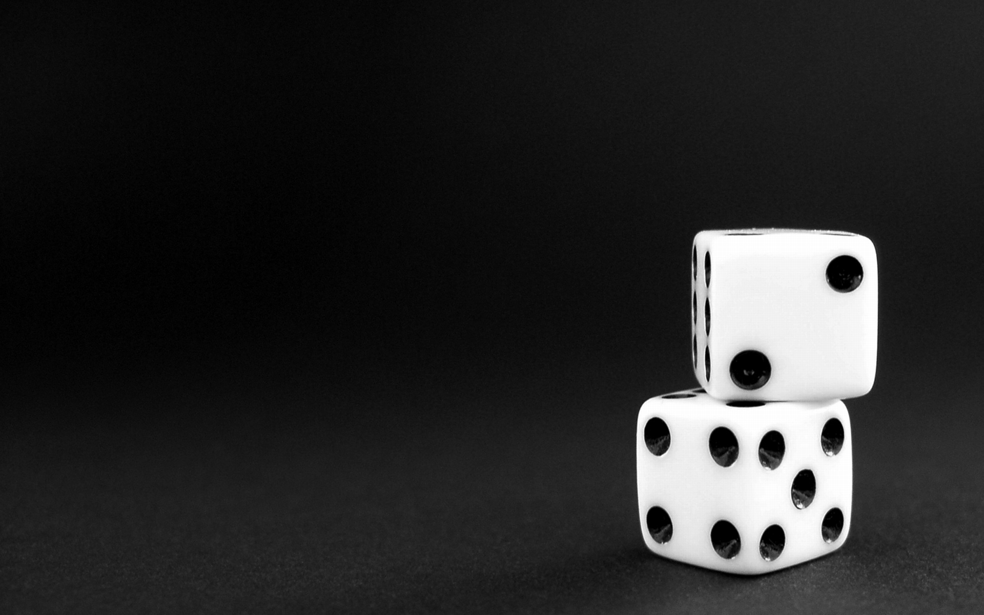hd wallpaper artistic wallpaper with white dice in white