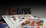 Quad Könige Poker Hintergrundbild 1920x1200