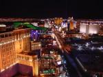 Poker Wallpaper Las Vegas bei Nacht 1600x1200