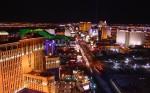 Poker Wallpaper Las Vegas by Night 1920x1200